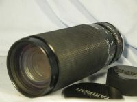 '     60-300mm SP AD2 c/w Pentax K Mount -NICE SET- ' Tamron SP AD2 60-300MM Zoom Macro Lens + Pentax K Mount -NICE- £39.99
